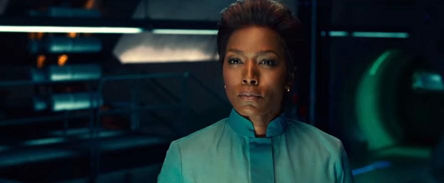 Green Lantern Cast - Angela Bassett as Amanda Waller