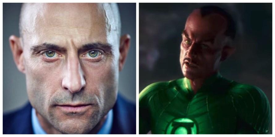 Green Lantern Cast - Mark Strong as Thaal Sinestro