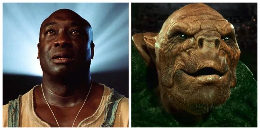 Green Lantern Cast - Michael Clarke Duncan as Kilowog