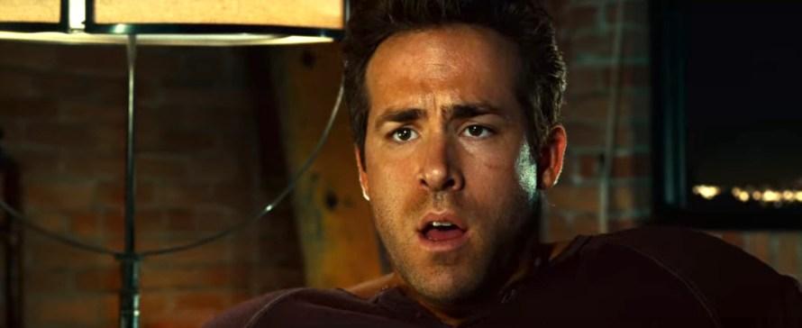 Green Lantern Cast - Ryan Reynolds as Hal Jordan