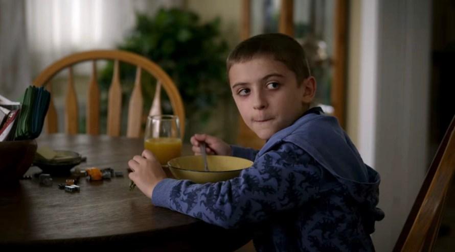 Manifest Cast -Jack Messina as Cal Stone