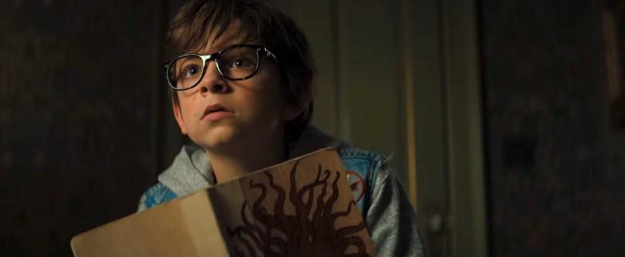 Nightbooks Cast - Winslow Fegley as Alex
