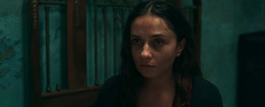 No One Gets Out Alive Cast - Cosmina Stratan as Petra