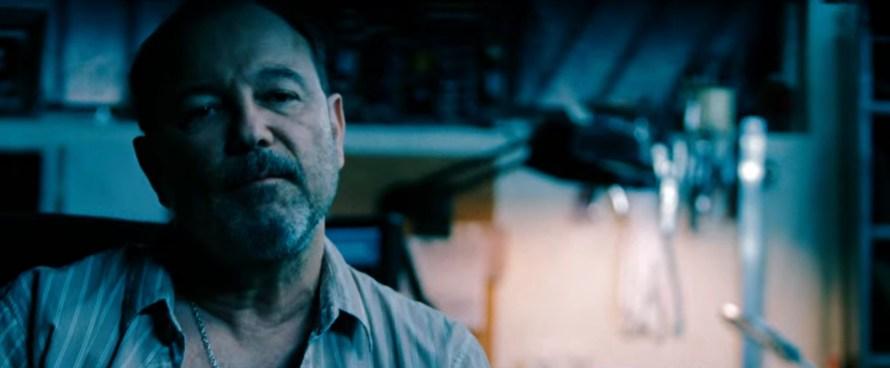 Safe House Cast - Rubén Blades as Carlos Villar