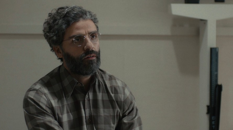 Scenes from a Marriage Cast on HBO - Oscar Isaac as Jonathan