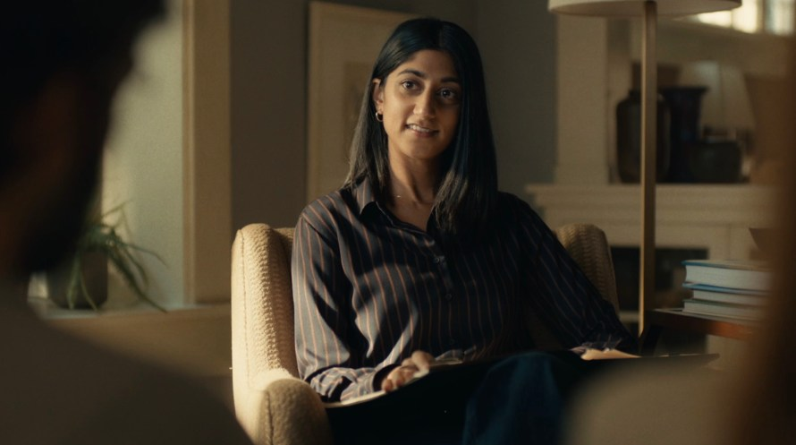 Scenes from a Marriage Cast on HBO - Sunita Mani as Daniella