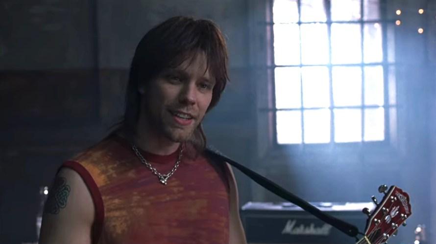 School of Rock Cast - Adam Pascal as Theo
