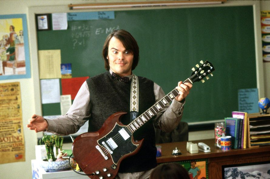School of Rock Soundtrack - Every Song in the 2003 Movie