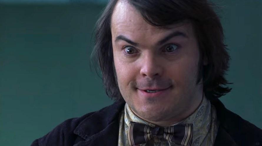 School of Rock Cast - Jack Black as Dewey Finn