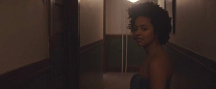 Seance Cast on Shudder - Djouliet Amara as Rosalind Carlisle