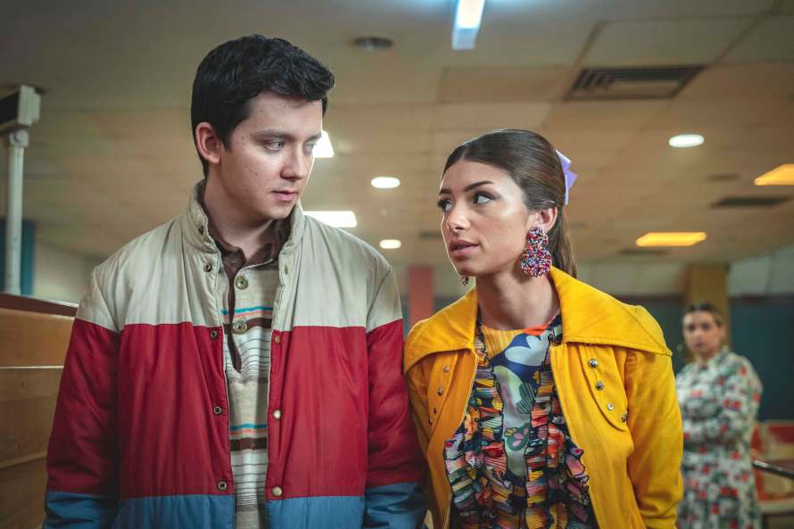 Sex Education Season 3 Cast on Netflix