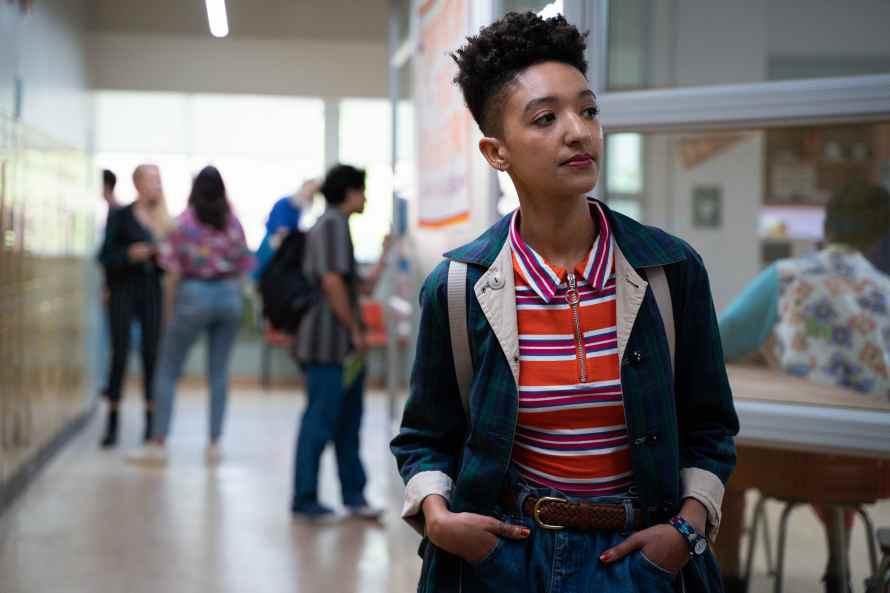 Sex Education Season 3 Cast - Patricia Allison as Ola Nyman