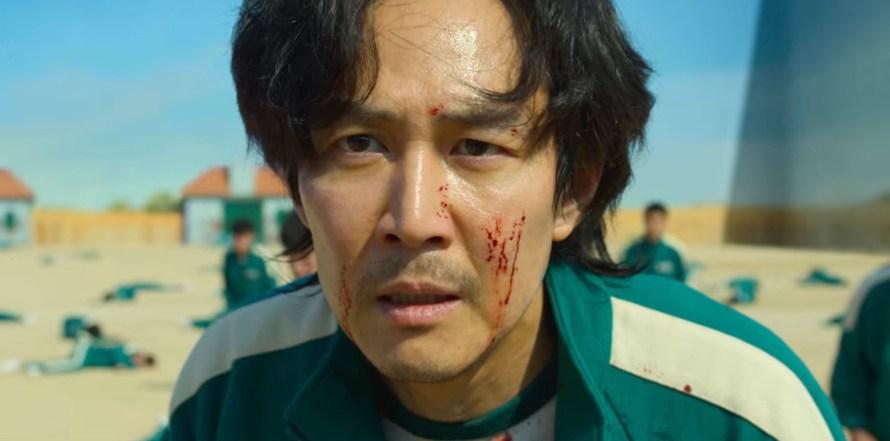 Squid Game Cast - Jung-jae Lee as Seong Gi-hun