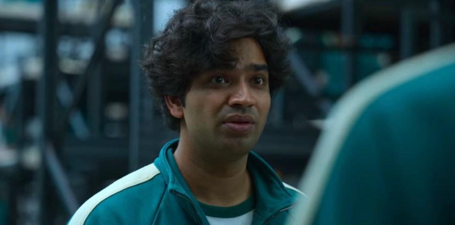 Squid Game Cast - Tripathi Anupam as Abdul Ali