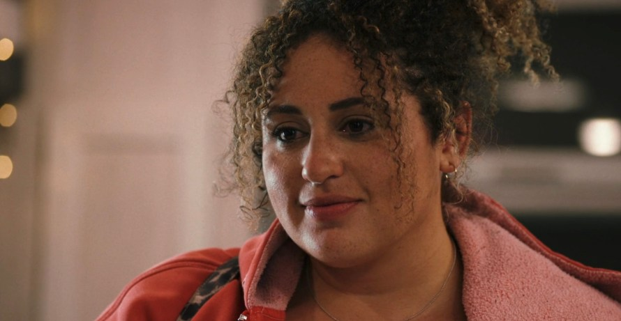 The Big Leap Cast - Simone Recasner as Gabby Lewis