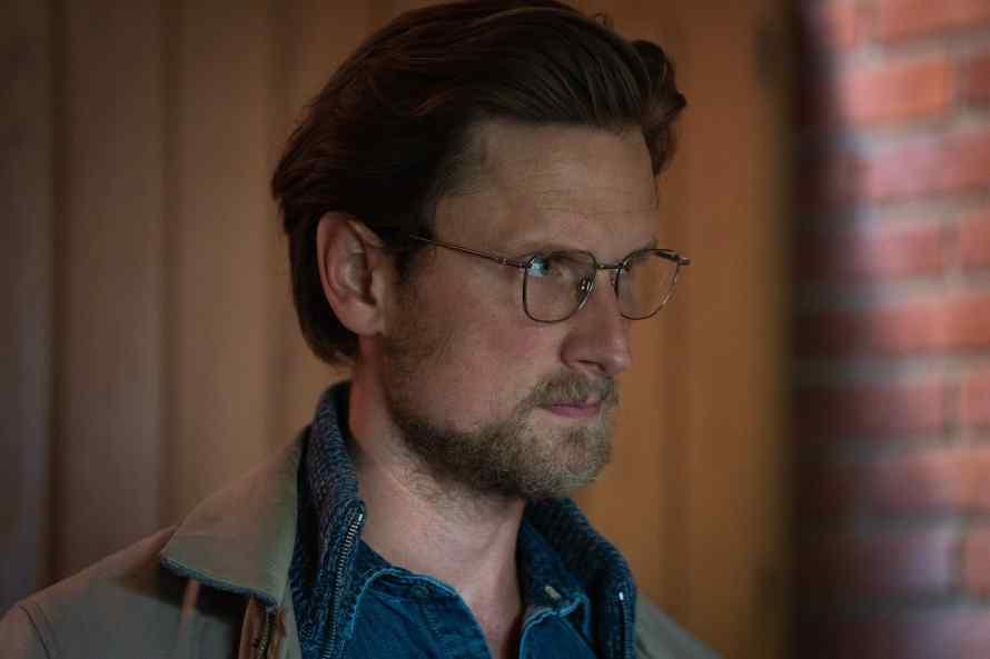 The Chestnut Man Cast - Mikkel Boe Følsgaard as Mark Hess