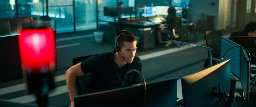 The Guilty Cast - Jake Gyllenhaal as Joe Baylor