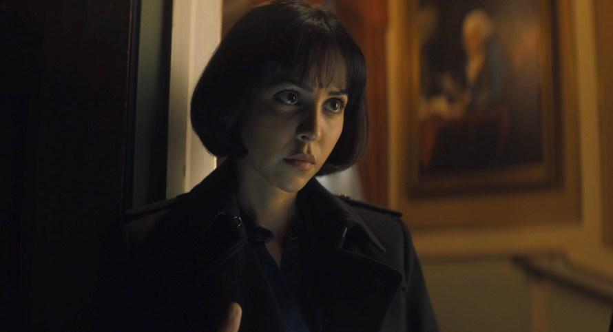 The Lost Symbol Cast - Gia Sandhu as Charlotte Sojani