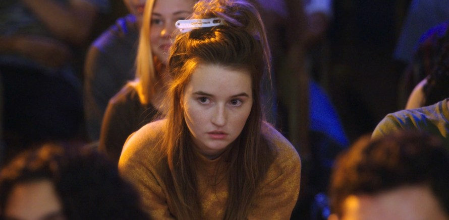 The Premise Cast - Kaitlyn Dever as Abbi Miller
