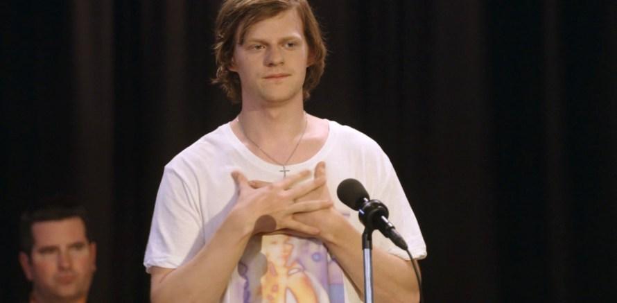 The Premise Cast - Lucas Hedges as Jesse Wheeler