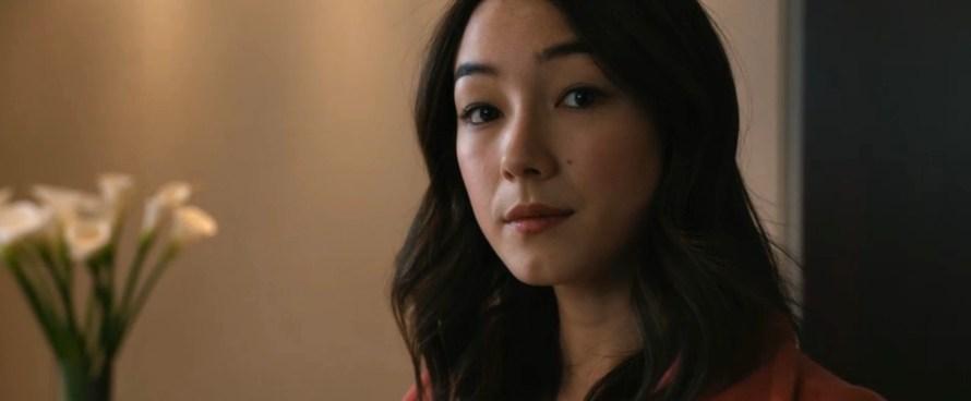 The Voyeurs Cast on Amazon Prime - Natasha Liu Bordizzo as Julia