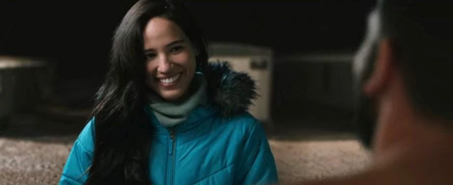 Wind River Cast (2017 Movie) - Kelsey Asbille as Natalie Hanson