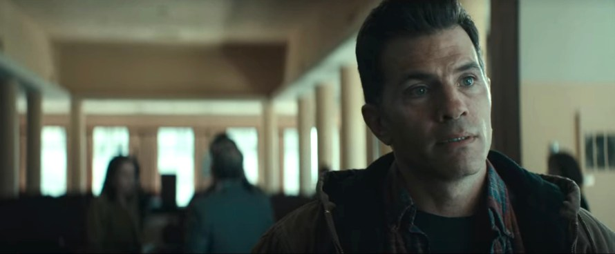 Worth Cast on Netflix - Chris Tardio as Frank Donato