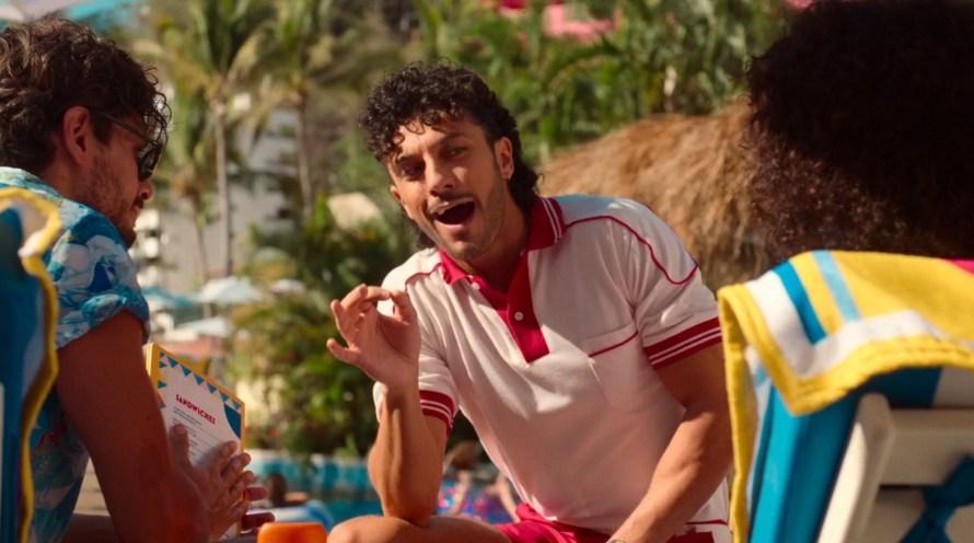 Acapulco Cast - Rafael Cebrián as Hector