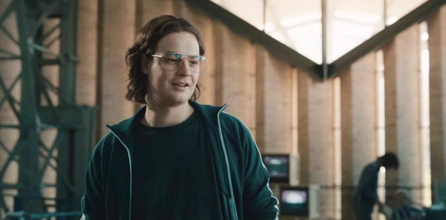The Billion Dollar Code Cast - Marius Ahrendtas Young Juri Müller