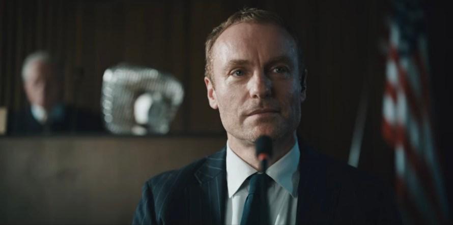 The Billion Dollar Code Cast - Mark Waschke as Carsten Schlüter