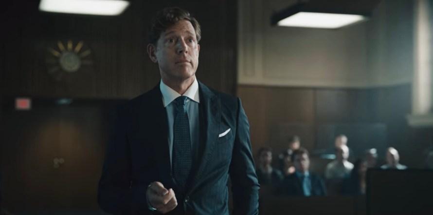 The Billion Dollar Code Cast - Clayton Nemrow as Warren Stuart