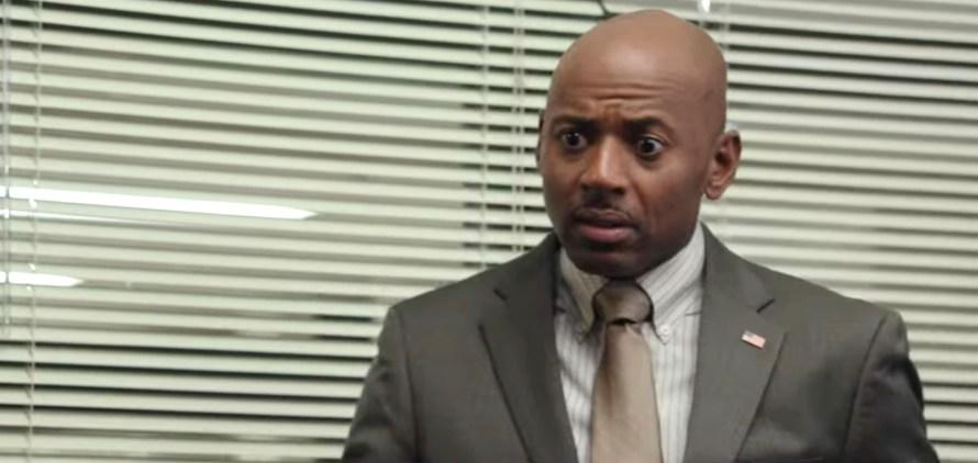 The DUFF Cast - Romany Malco as Principal Buchanan