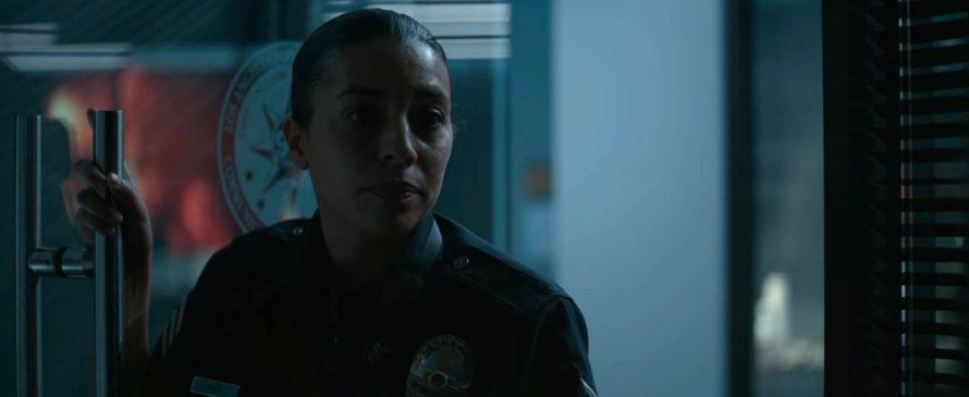 The Guilty Cast - Christina Vidal Mitchell as Denise Wade