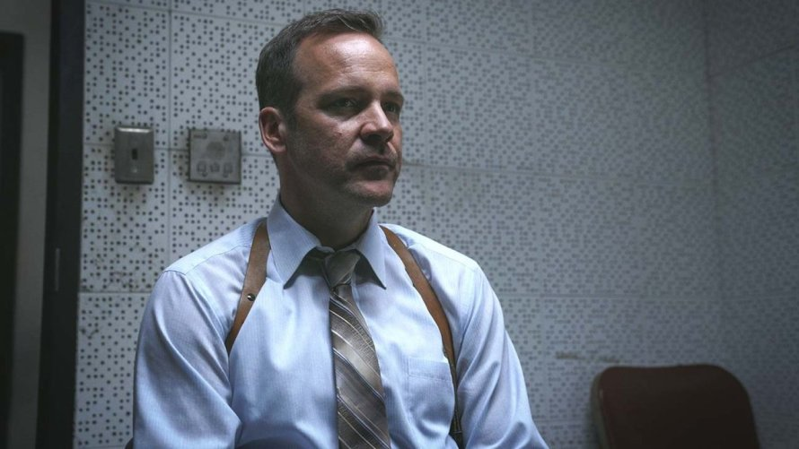 The Guilty Cast - Peter Sarsgaard as Henry Fisher