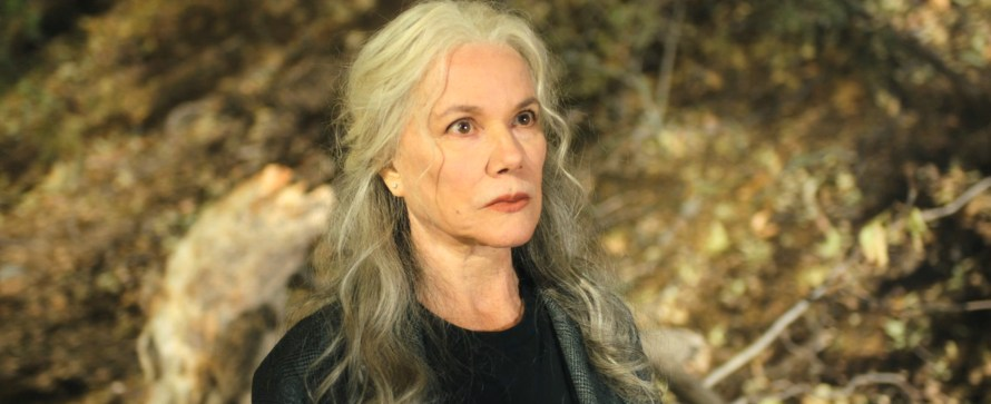 The Manor Cast - Barbara Hershey as Judith Albright