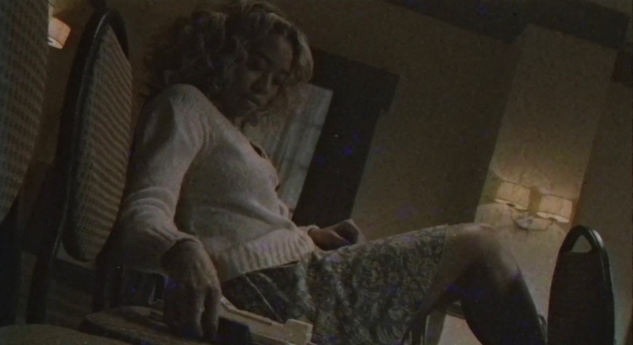 V/H/S/94 Cast - Kyal Legend as Hayley