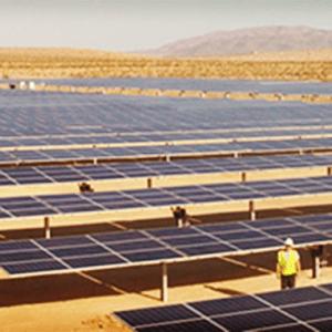 Public Utility Solar Energy in Twentynine Palms, CA