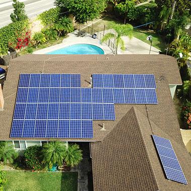 Residential Solar in Santa Ana CA