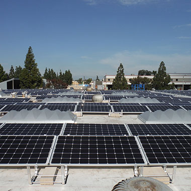 Commercial Solar in Santa Ana, CA
