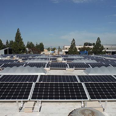 commercial solar in santa ana