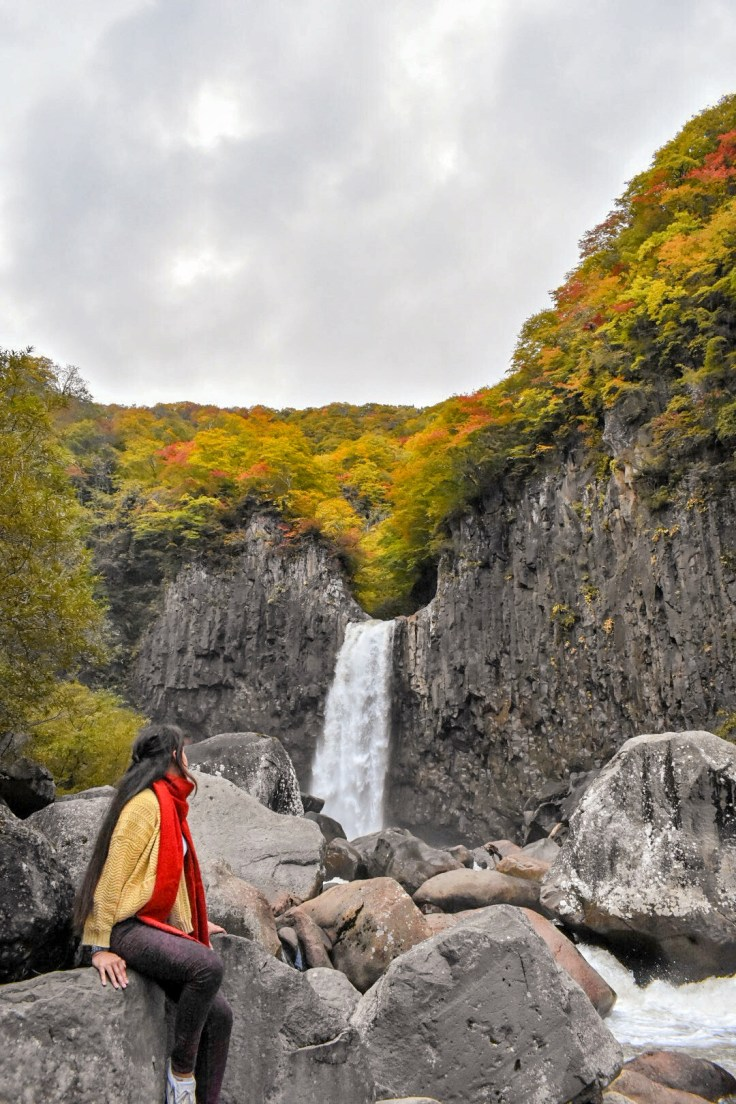 Naena Falls...in Fall!