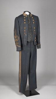 J.E.B Stuart's Uniform, 1954.17.A-C