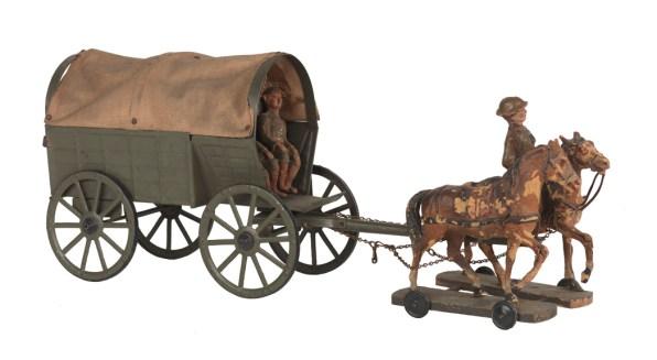 Supply Wagon