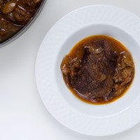 Cider-Braised Boneless Short Ribs With Figs