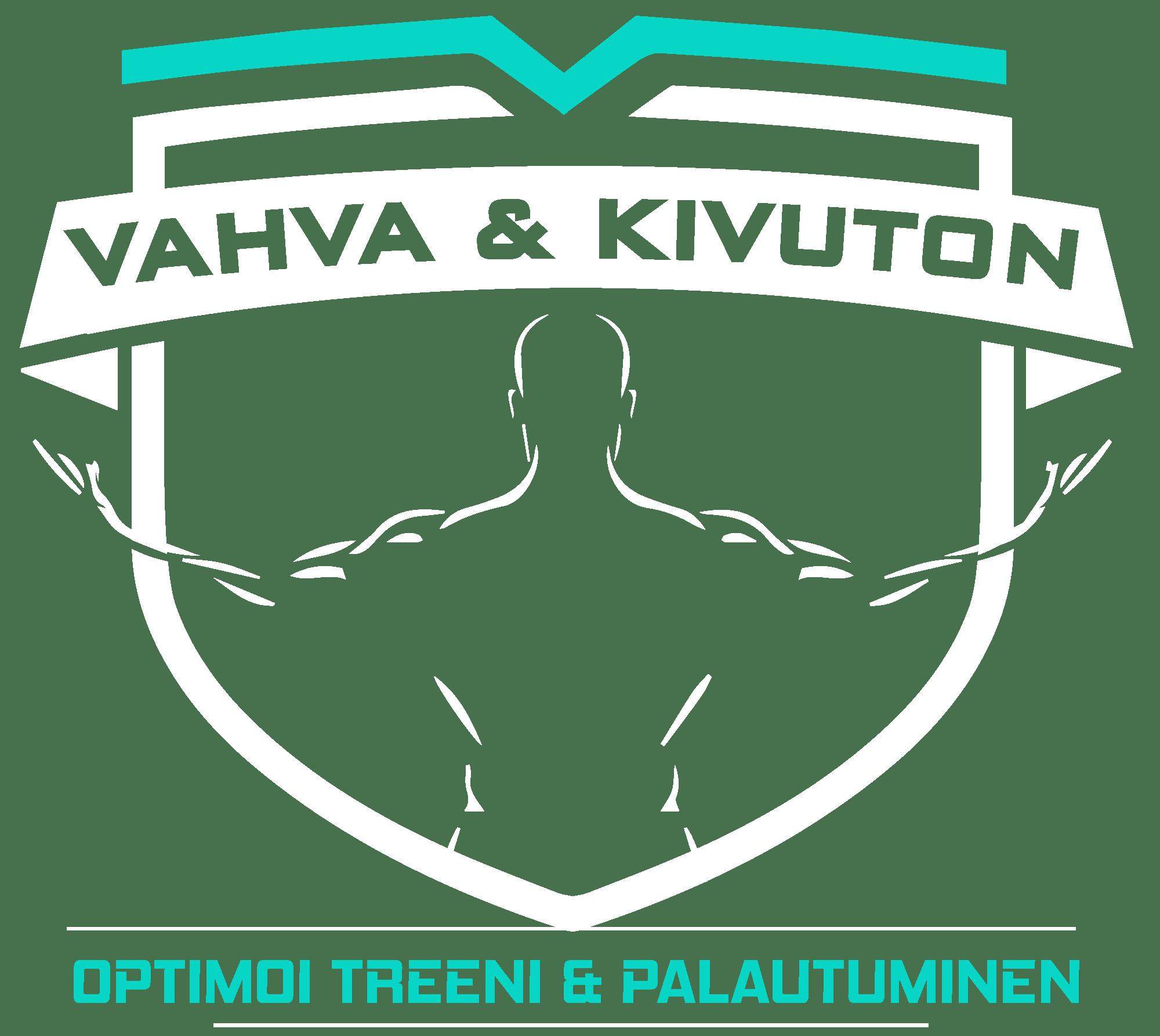 Vahva Kivuton logo