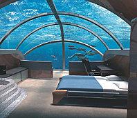 dormir dans un aquarium vaiana voyage. Black Bedroom Furniture Sets. Home Design Ideas