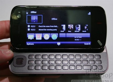 Live Pictures & Video Of The N97