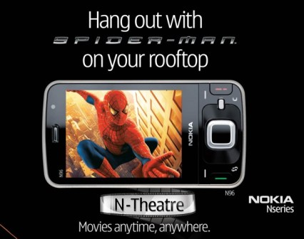 Nokia Introduces NTheater For The Nseries