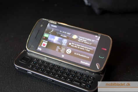 Nokia N97 Black - Live Shots
