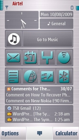 Free Download Nokia N97 Themes